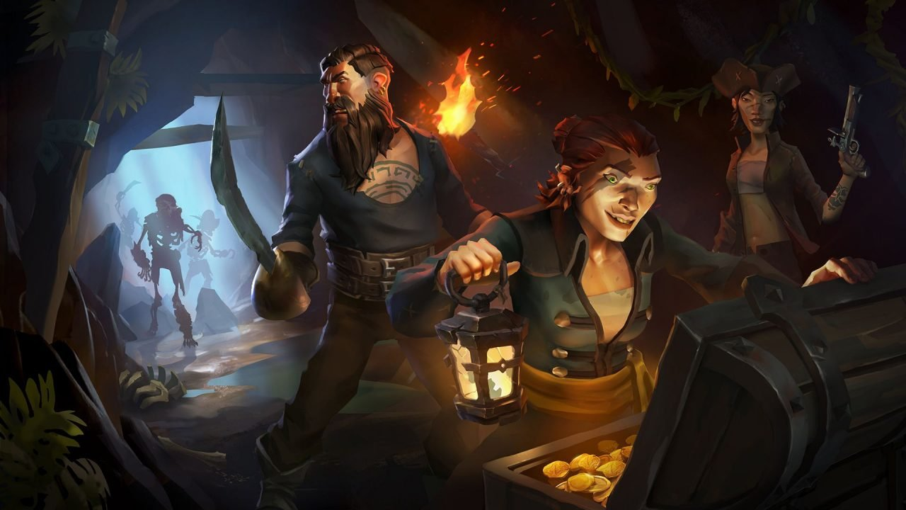 Sea of Thieves Stole my Heart at E3 2016 3