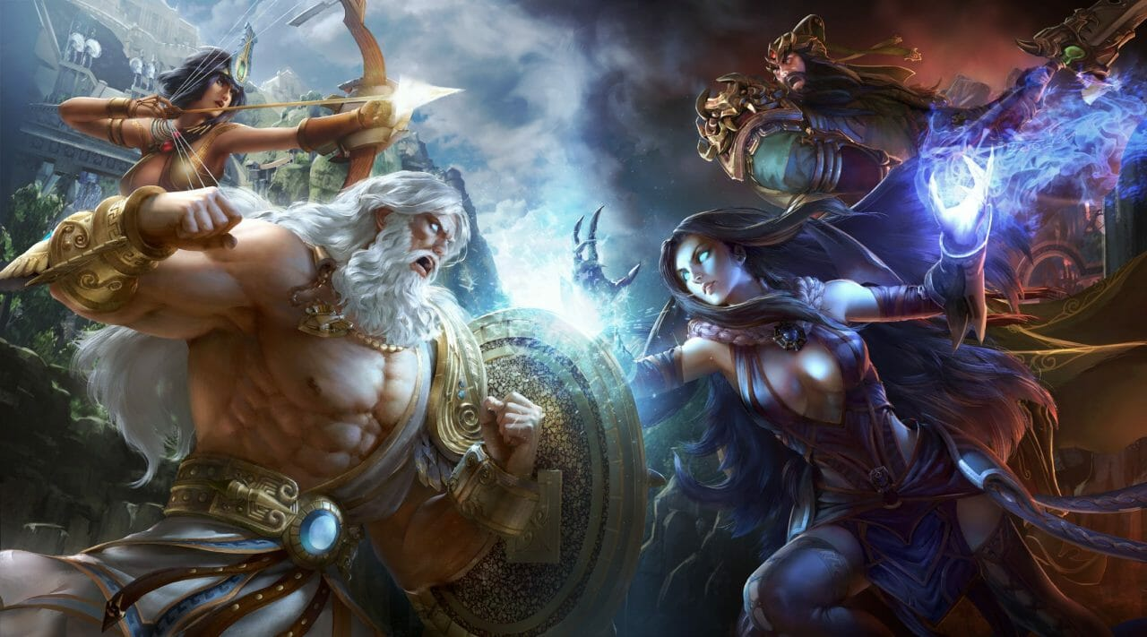 SMITE (PS4) Review 4