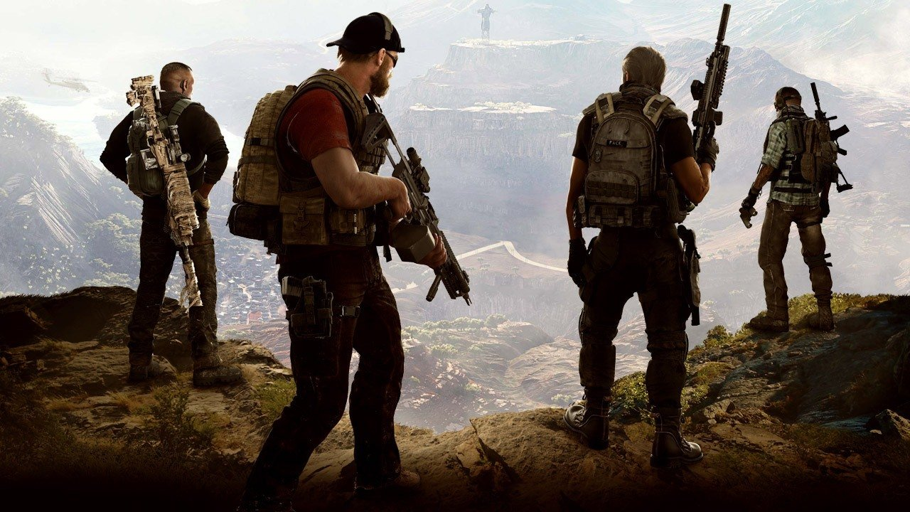 Strike The Cartels In Ghost Recon: Wildlands
