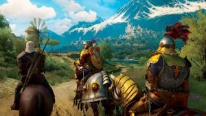 The Witcher 3: The Wild Hunt – Blood and Wine (PS4) Review 2