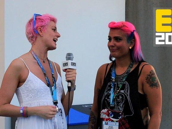 The Zombi Unicorn Talks E3 2016 with Ali Baker