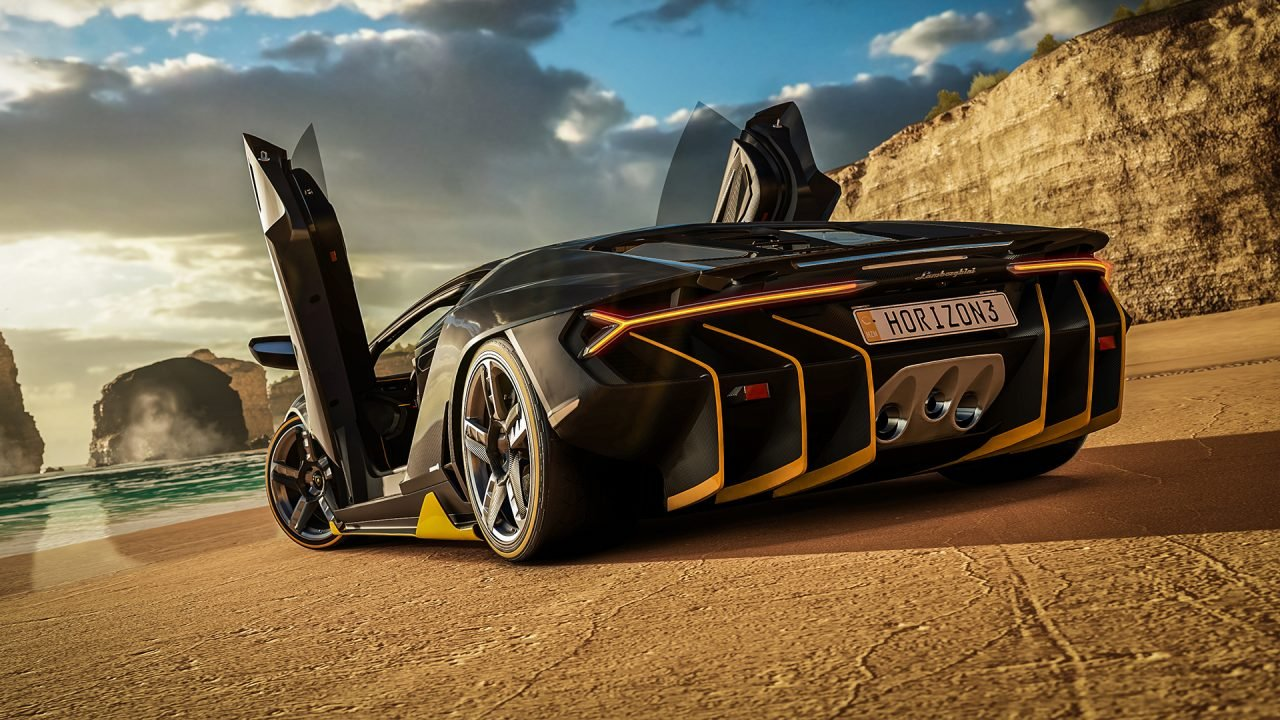 Title: Clearest Blue Sky: A preview of Forza Horizon 3
