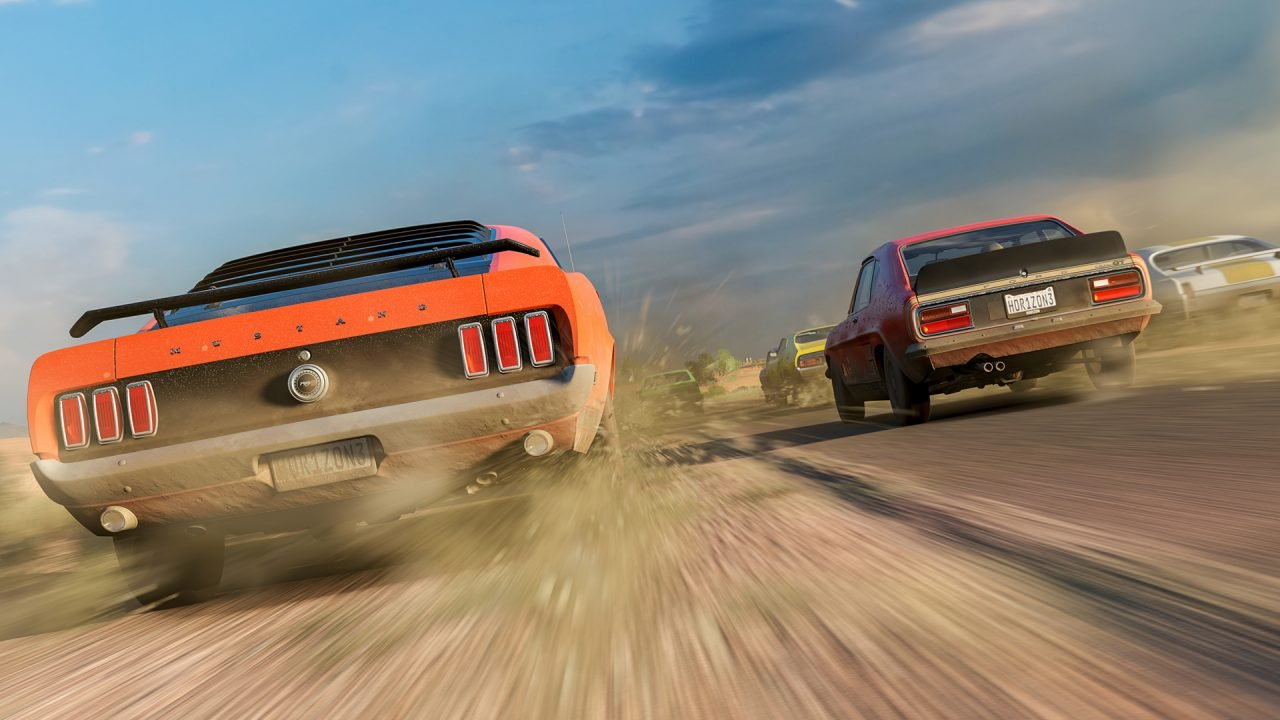 Title: Clearest Blue Sky: A preview of Forza Horizon 3 4