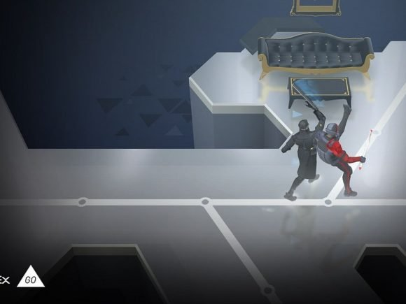 Trailer For Deus Ex GO Revealed