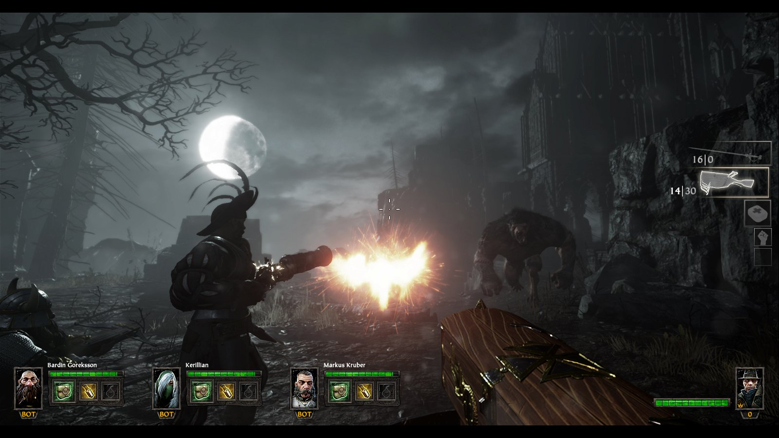 Warhammer: End Times - Vermintide Drachenfels (Pc) Review 4