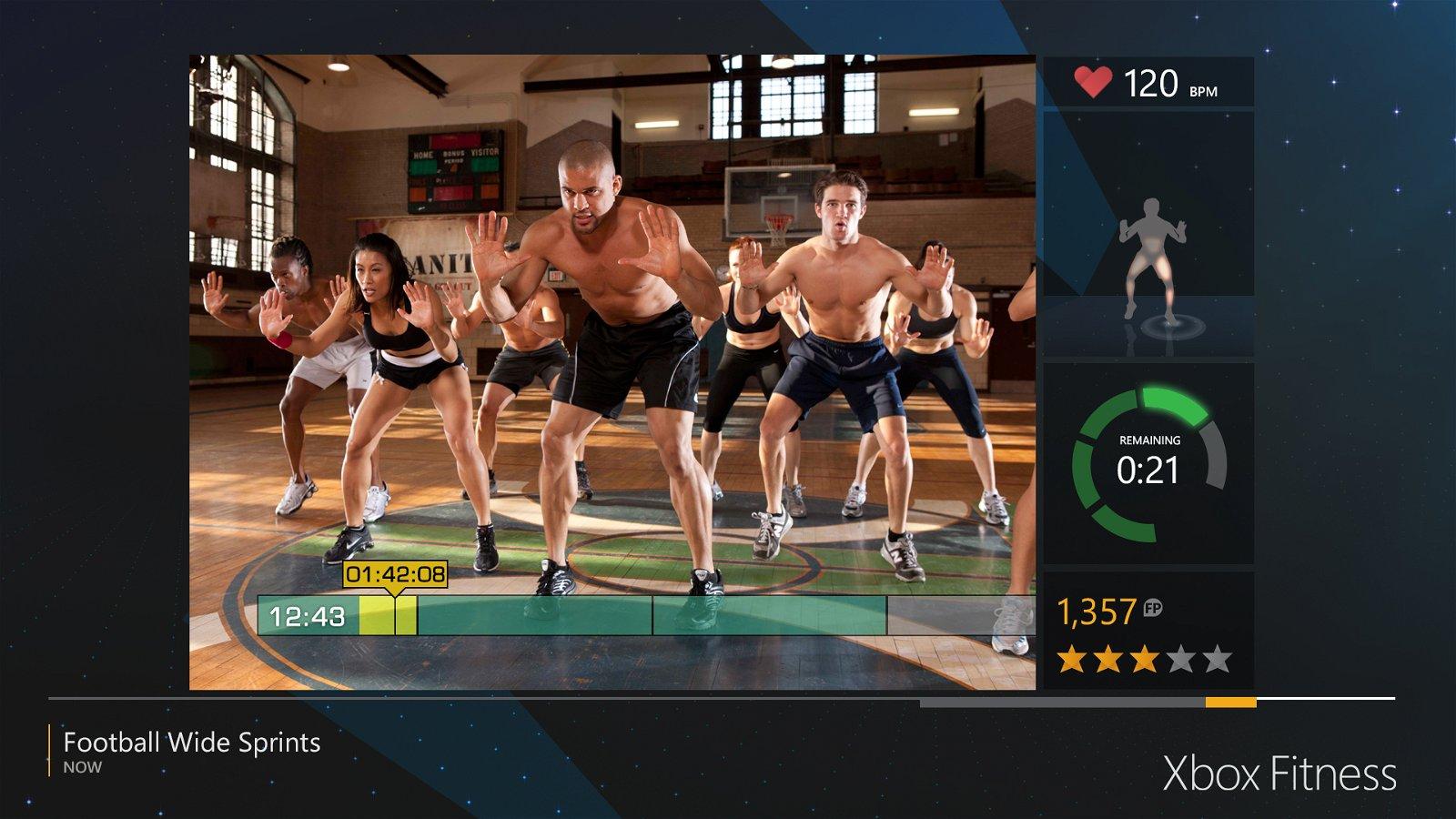 Xbox Fitness Shutting Down