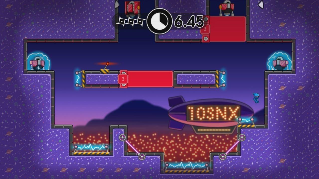10 Second Ninja X (Xbox One) Review 5