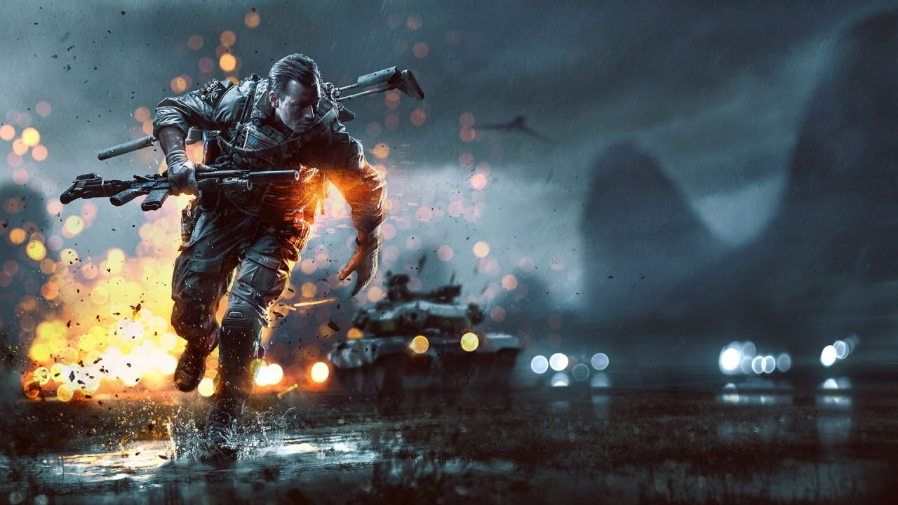 Battlefield Rights Optioned By Paramount TV