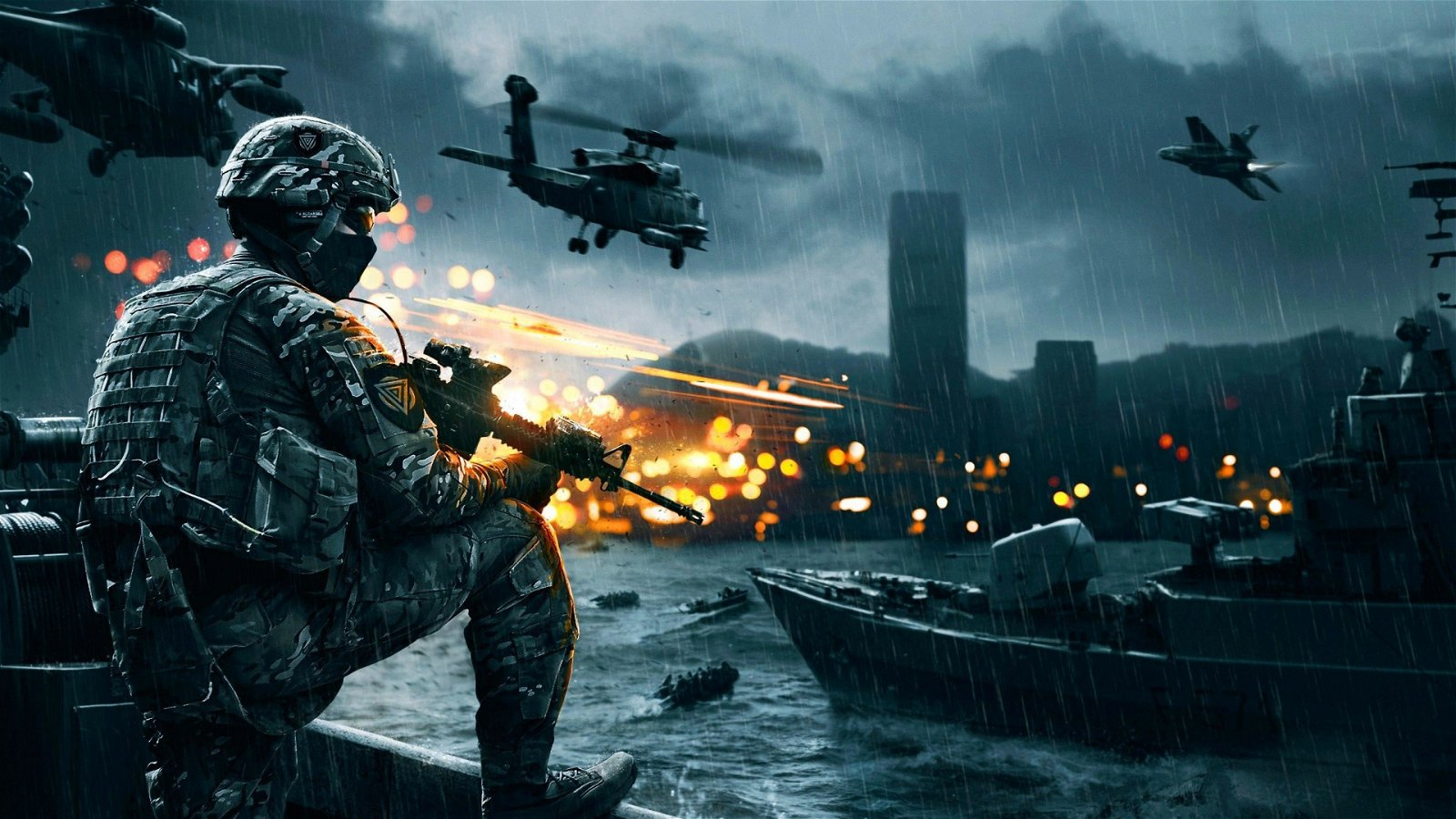 Battlefield Rights Optioned By Paramount Tv 1