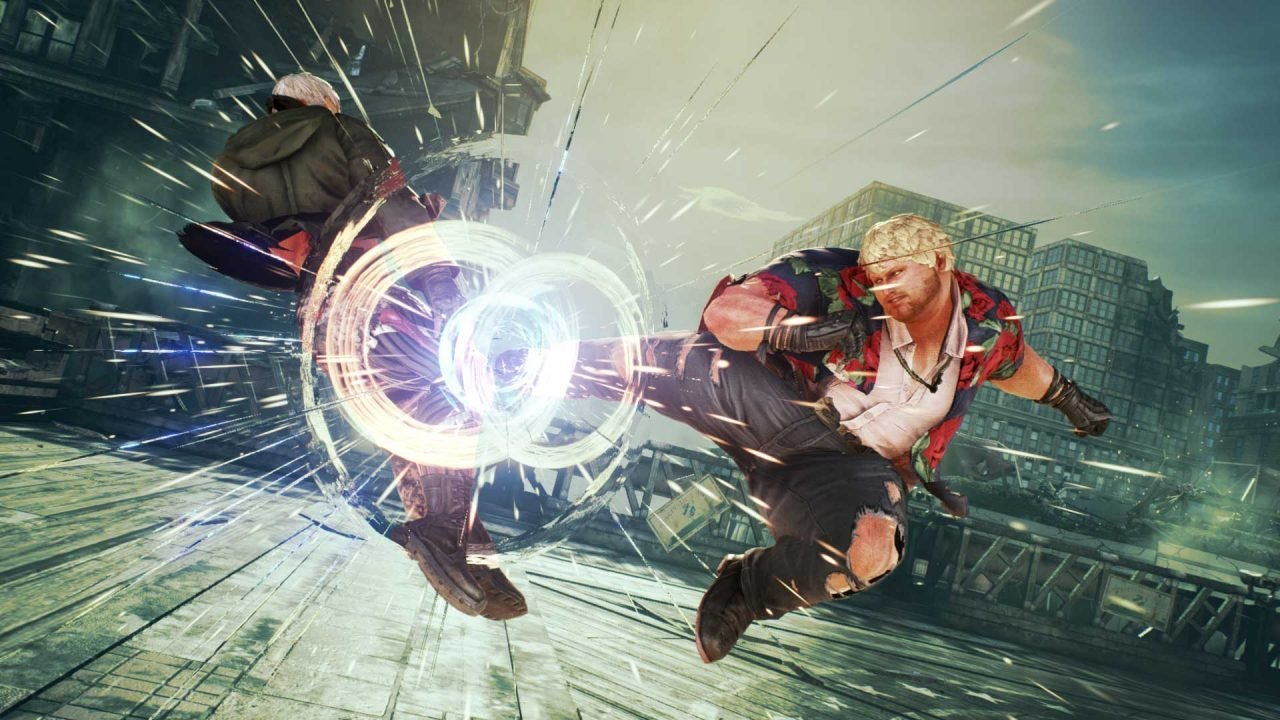 Bob and Master Raven Join Tekken 7 Roster