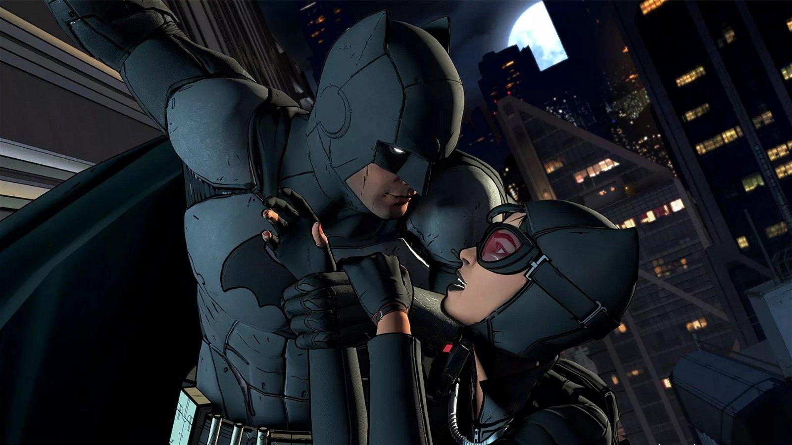 Bruce Wayne fans will dig Telltale's Batman 1