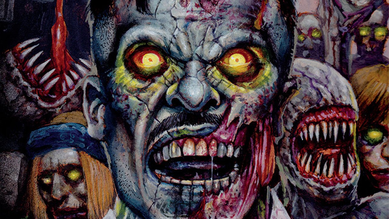 Call of Duty: Zombies Comic Hitting Shelves This October 1