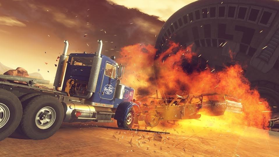 Carmageddon: Max Damage (Ps4) Review 3