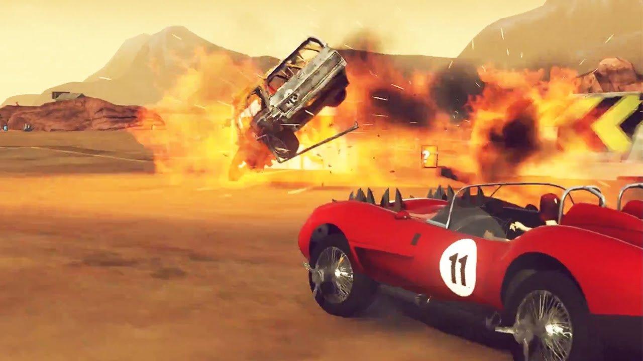 Carmageddon: Max Damage (Ps4) Review 5