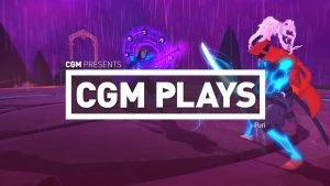 CGM Plays: Furi