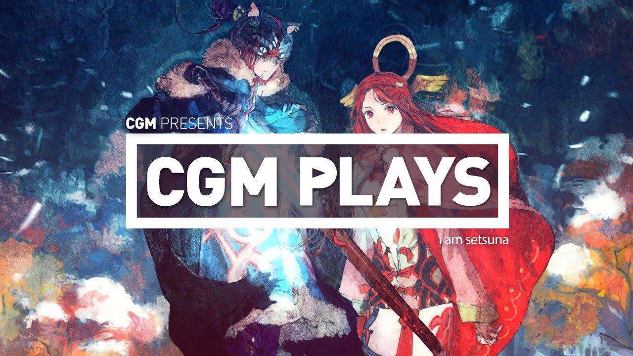 CGM Plays: I Am Setsuna 3