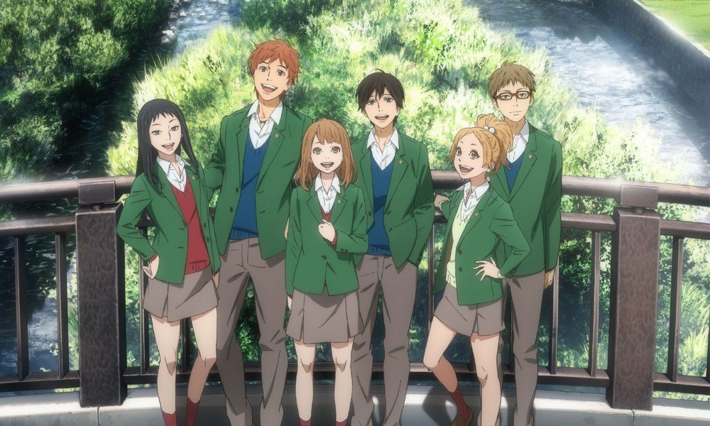 Anime Picks 2016 - Orange