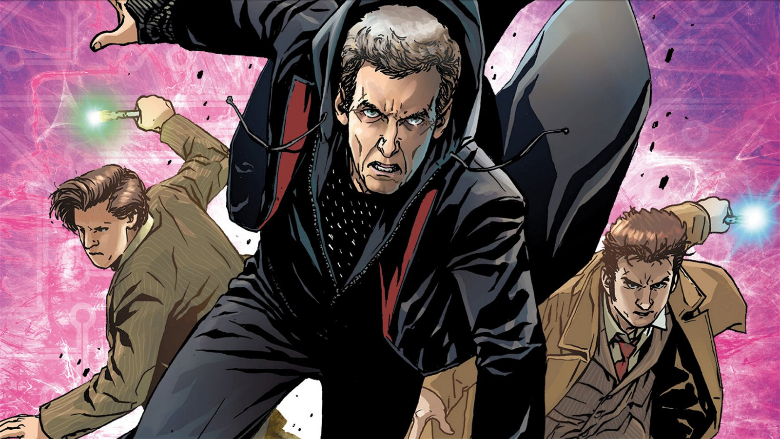 Doctor Who: Supremacy of the Cybermen (Comic) Review 1