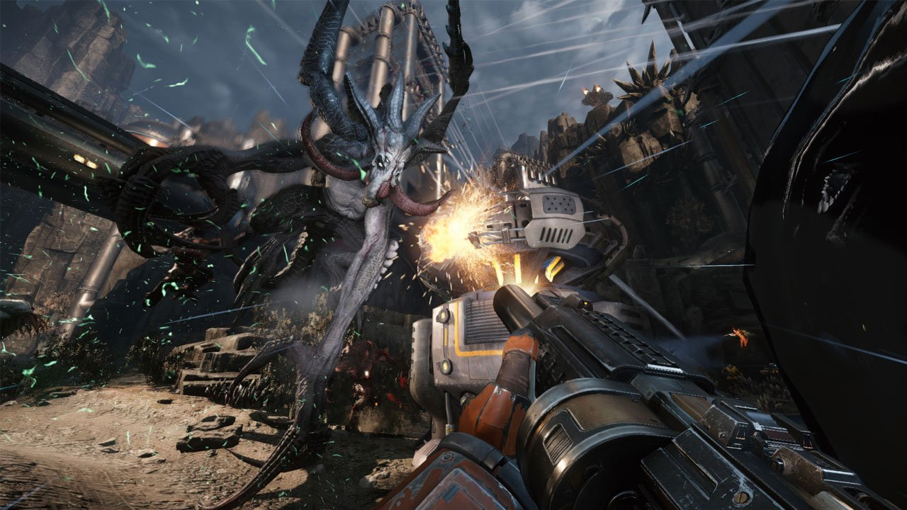 Evolve Is Going Free-To-Play On Pc 1
