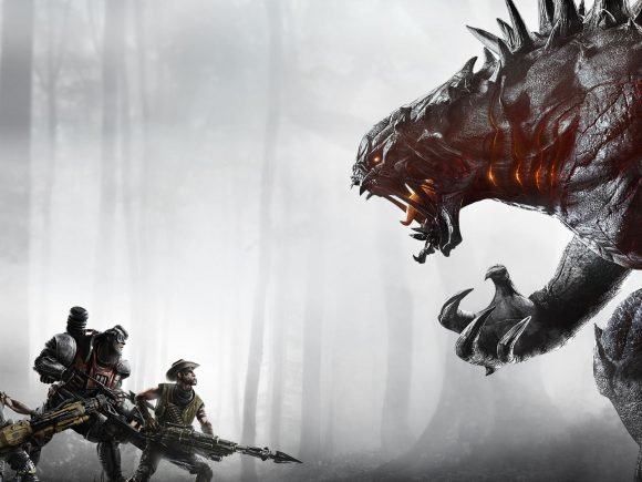 Evolve Is Going Free-To-Play On PC