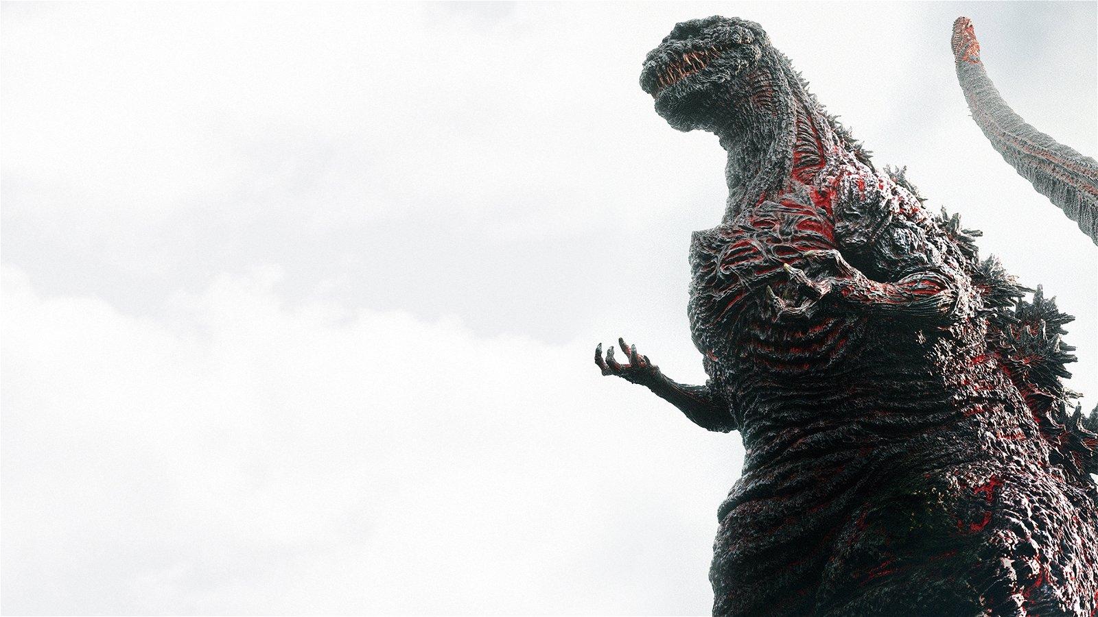 Funimation Picks Up NA Distribution For Godzilla Resurgence