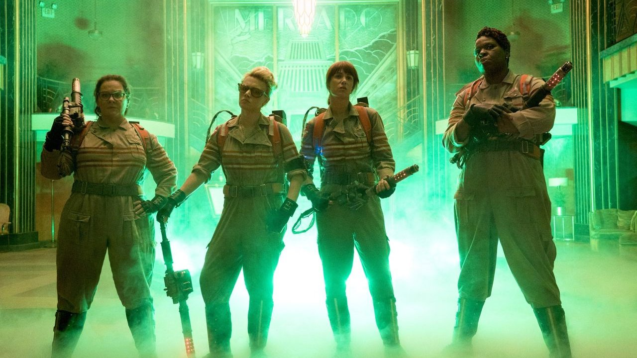 Ghostbusters (Movie) Review 9