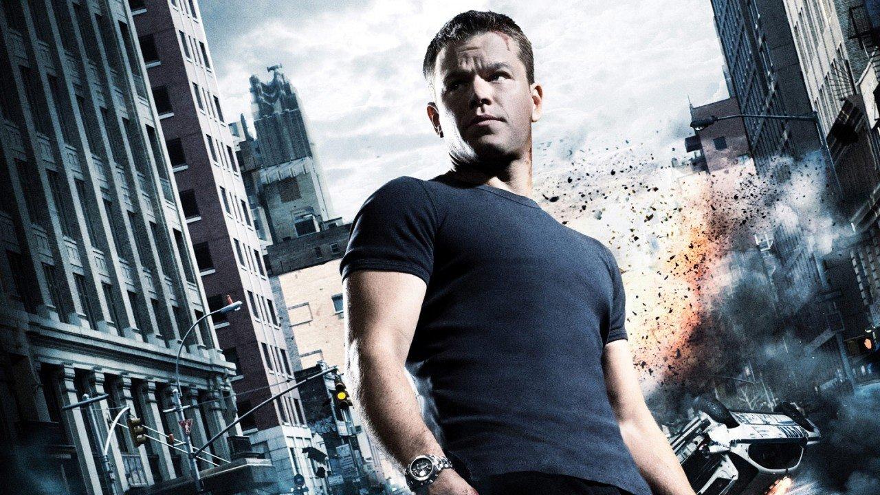 Jason Bourne Film