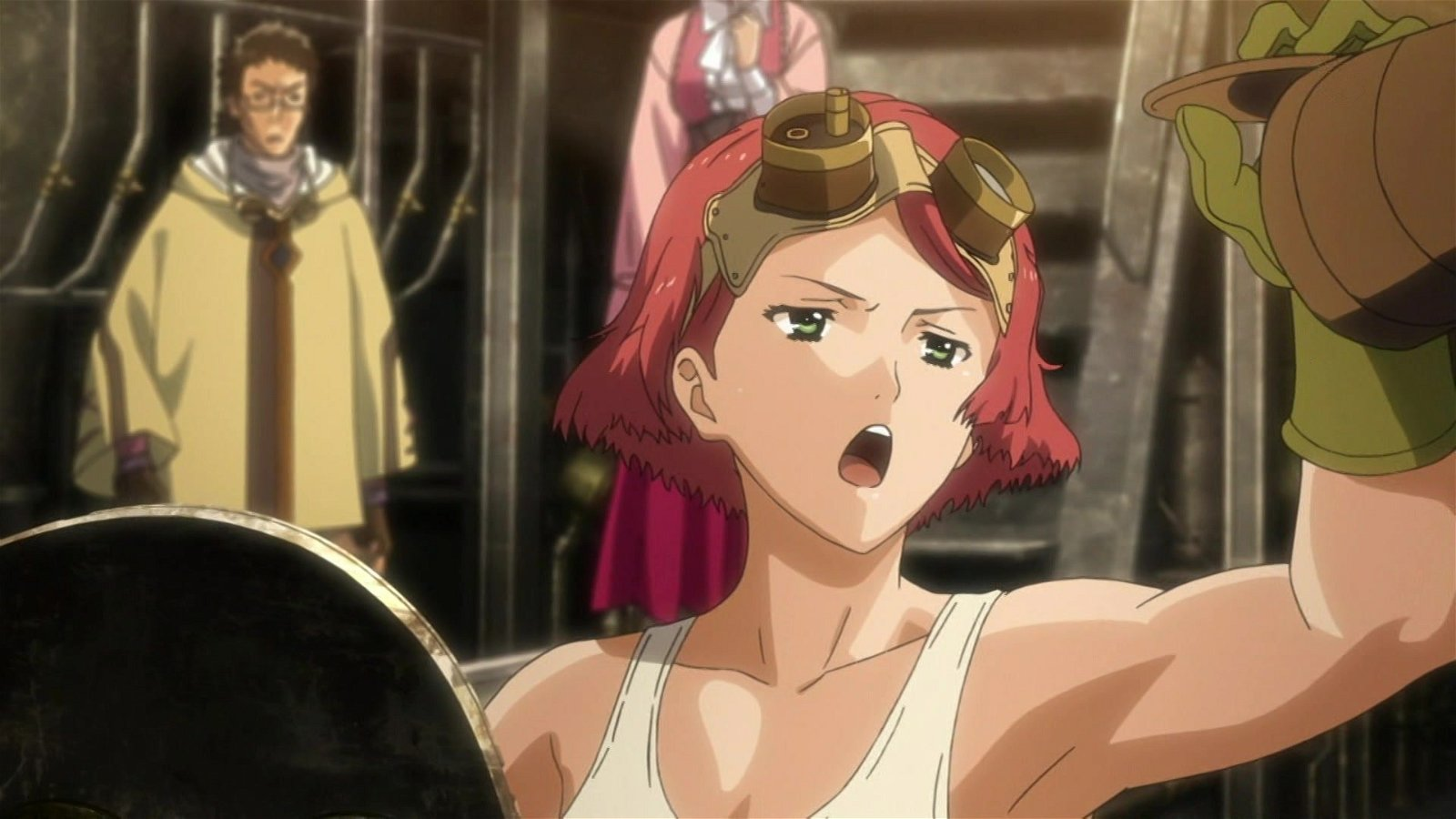 Kabaneri Of The Iron Fortress (Anime) Review 9