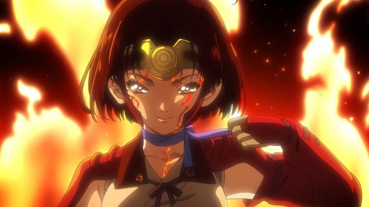 Kabaneri of the Iron Fortress (Anime) Review 4