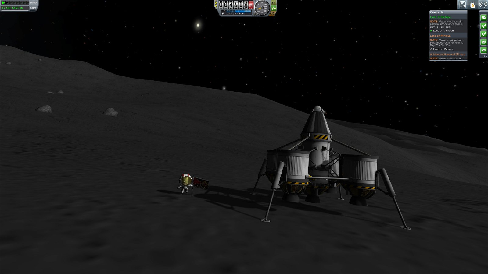 Kerbal Space Program (PS4) Review | CGMagazine
