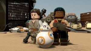 Lego Star Wars: The Force Awakens (PS4) Review
