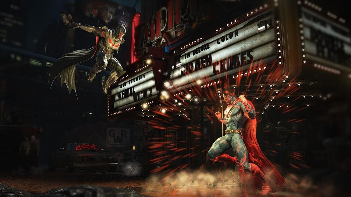 Let's do That Again: Injustice 2 E3 2016 Preview 2