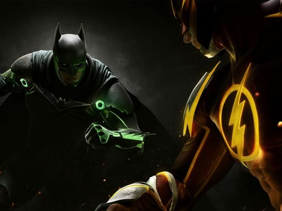 Let's do That Again: Injustice 2 E3 2016 Preview