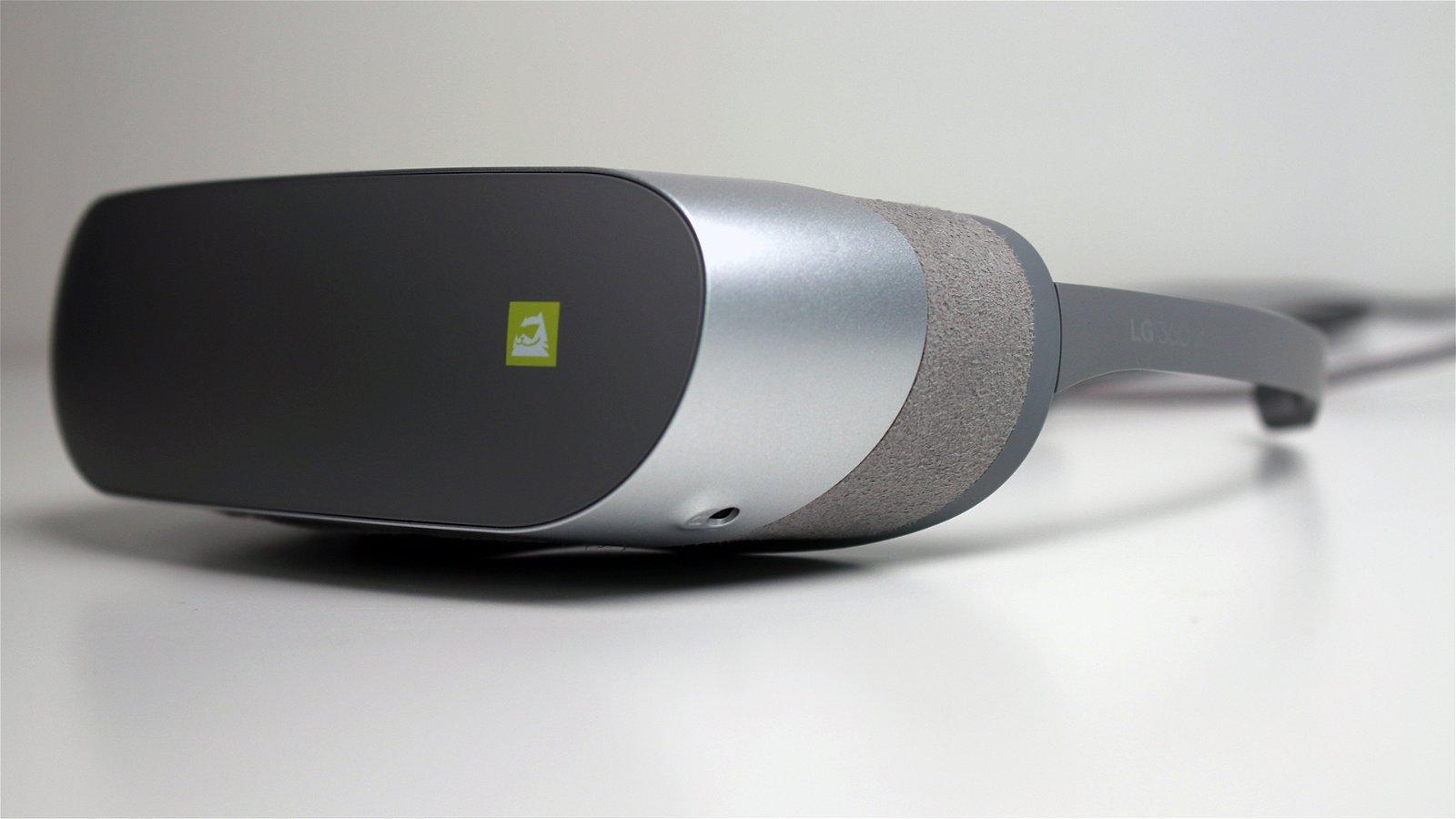 LG 360 VR (VR Headset) Review 4