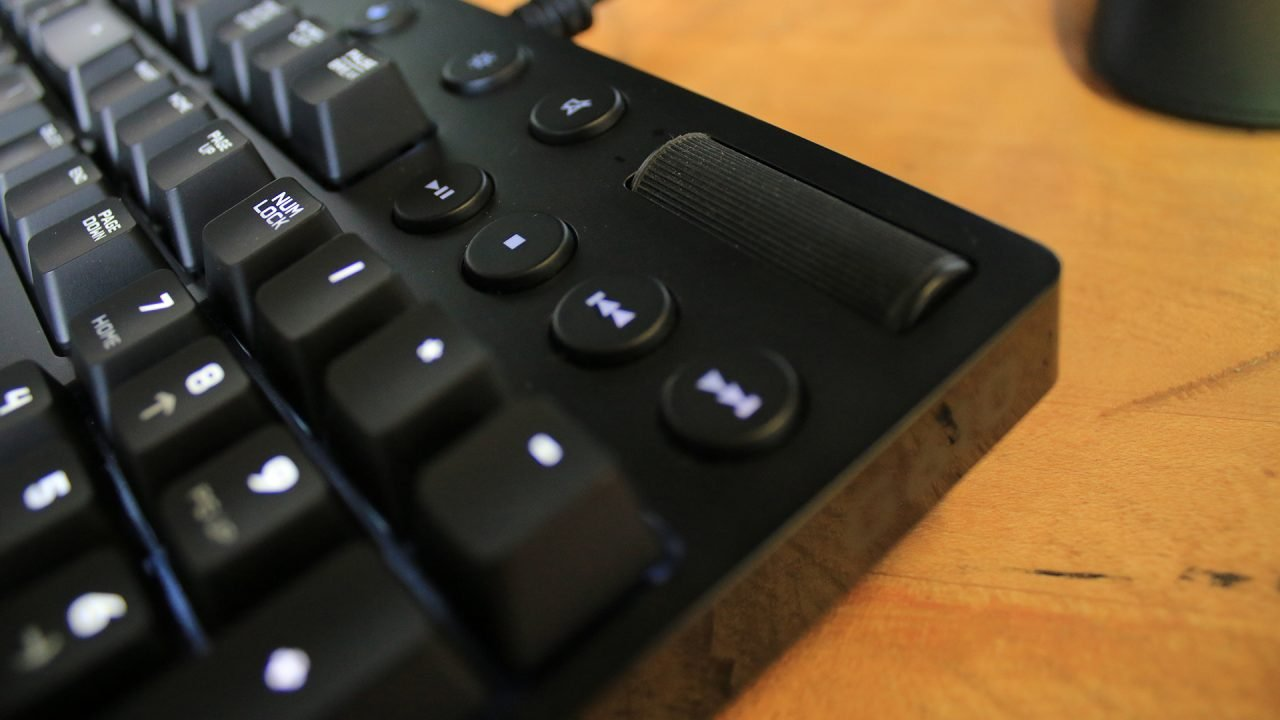 Logitech G610 Orion Brown (Hardware) Review 8