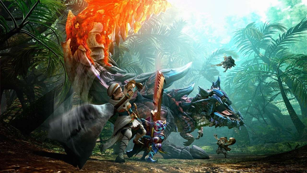 Monster Hunter Generations (3DS) Review 1