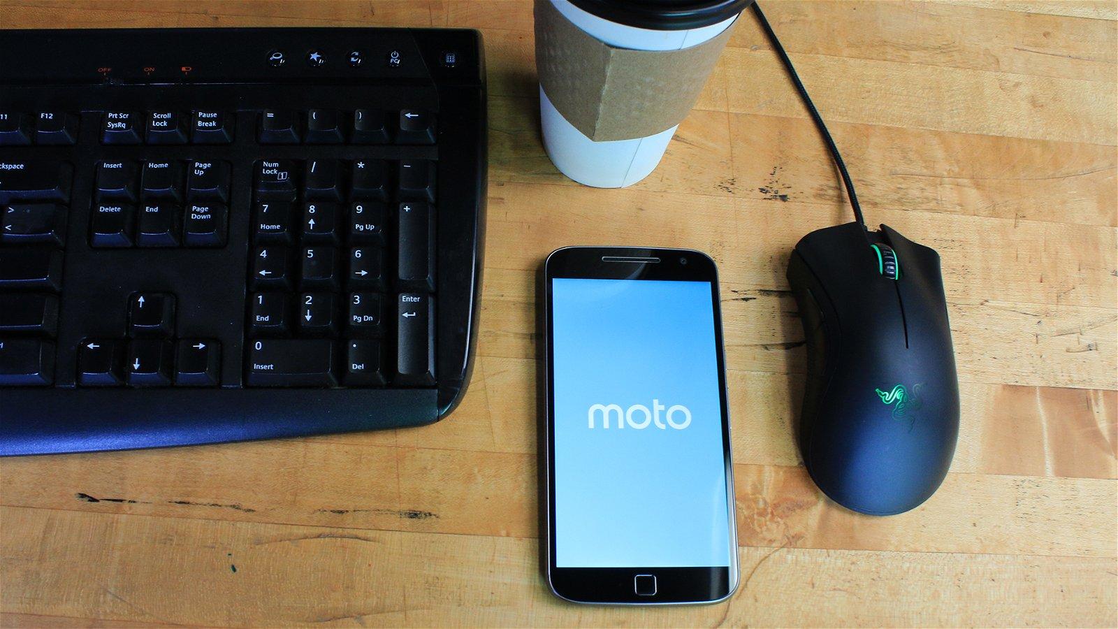 Moto G4 Plus (Smartphone) Review 19