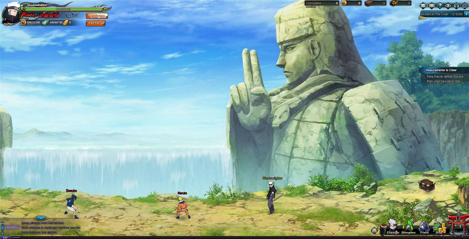 NARUTO ONLINE Launching In The West On July 20 7