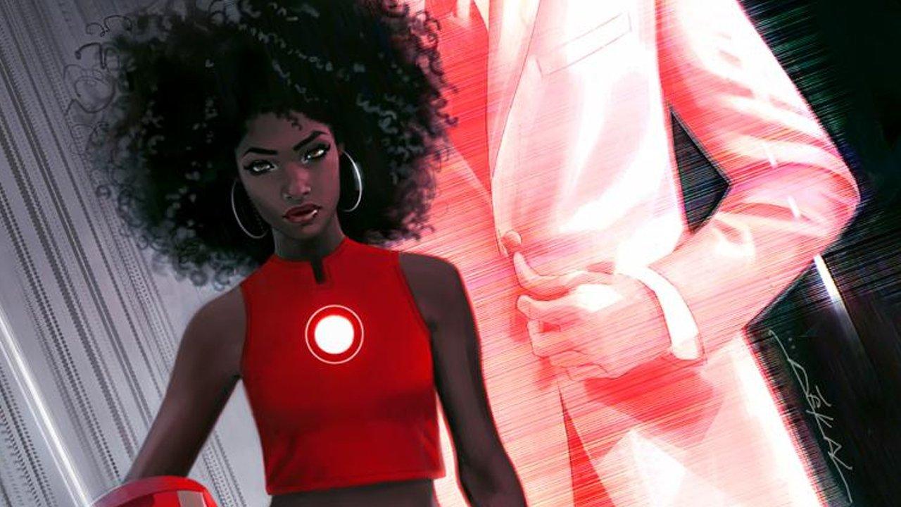 New Iron Man Is An African-American Teenage Girl 1