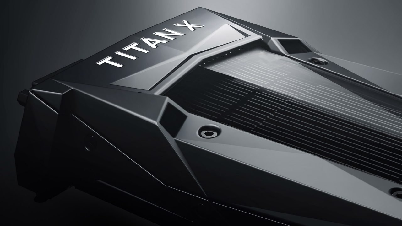 NVIDIA Reveals New Titan X GPU With Pascal Architecture 1
