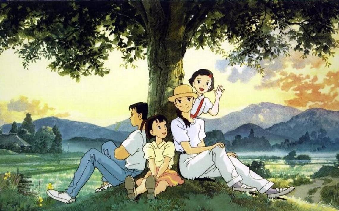 Only Yesterday (Movie) Review 5