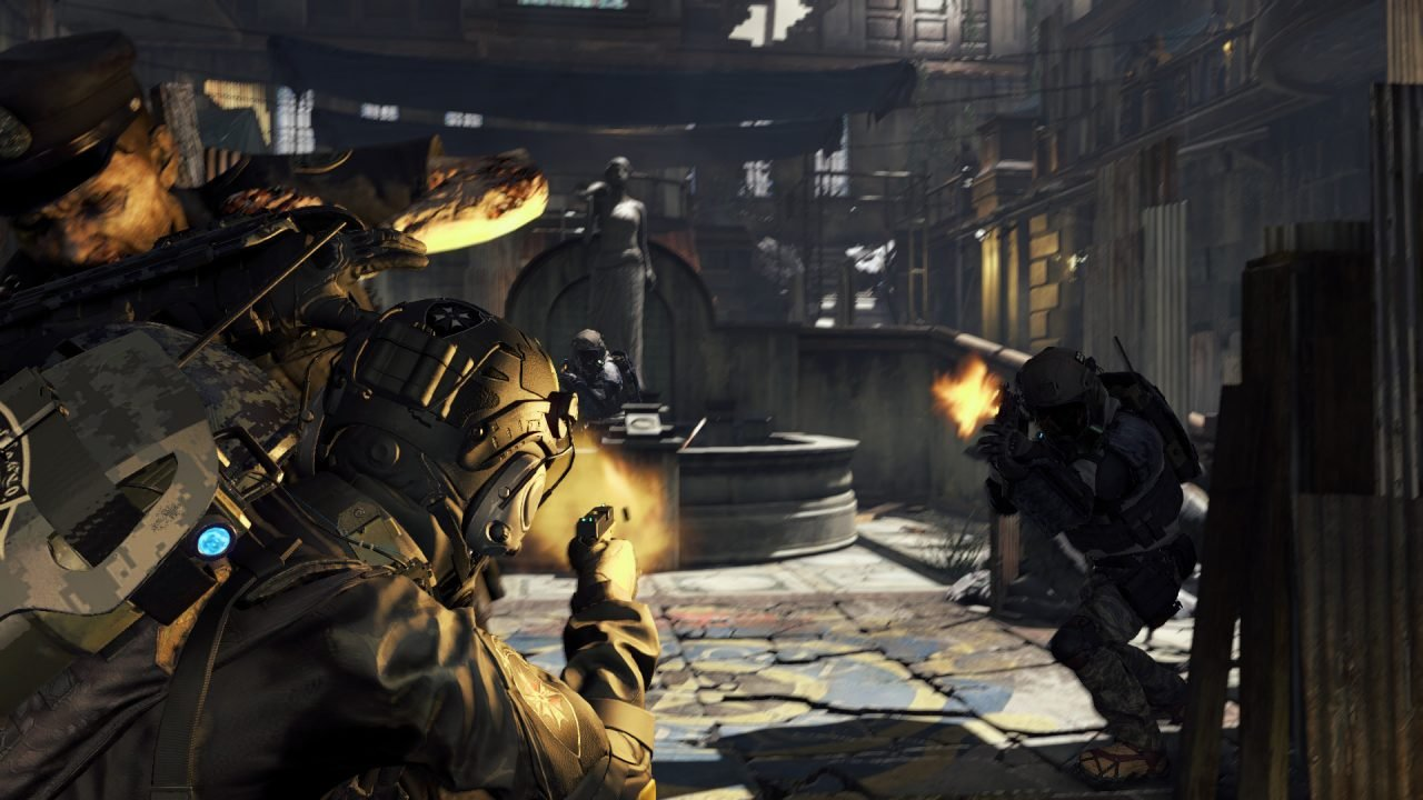 Resident Evil: Umbrella Corps (Ps4) Review 5