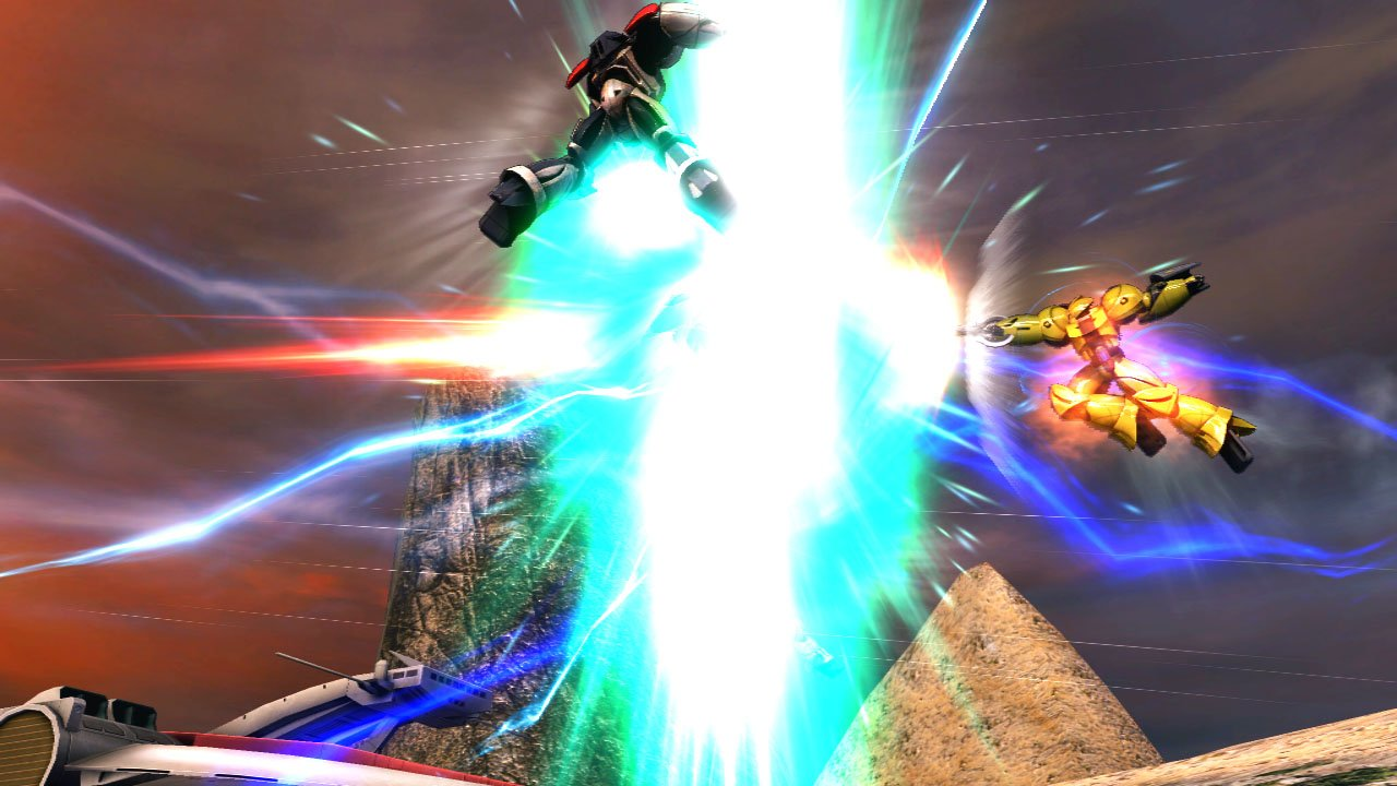 Review: Mobile Suit Gundam: Extreme Vs-Force (Vita) Review 9