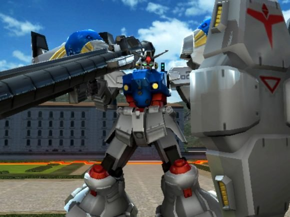 Review: Mobile Suit Gundam: Extreme VS-Force (Vita) Review 1
