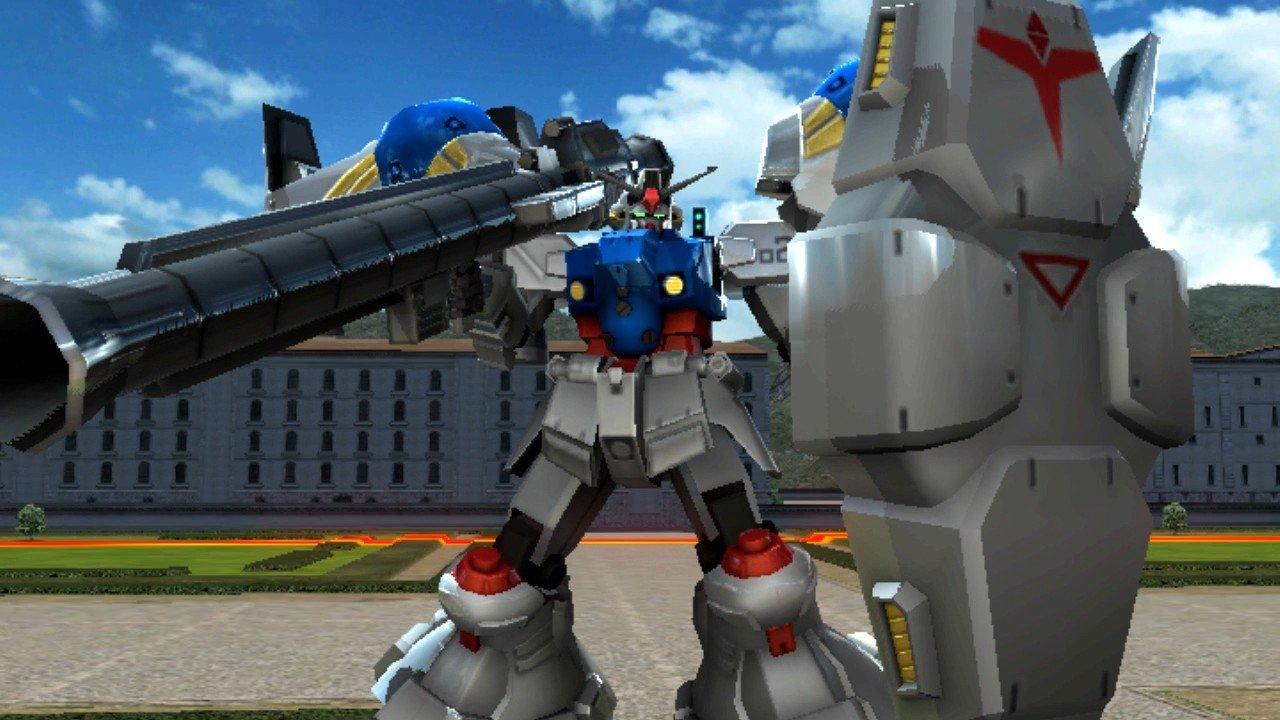 Mobile Suit Gundam: Extreme VS-Force (Vita) Review 9