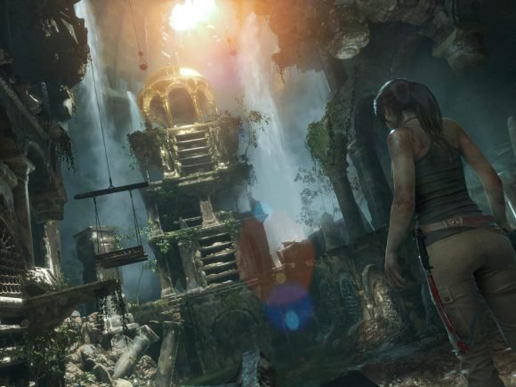 Rise Of The Tomb Raider: 20 Year Celebration Announced
