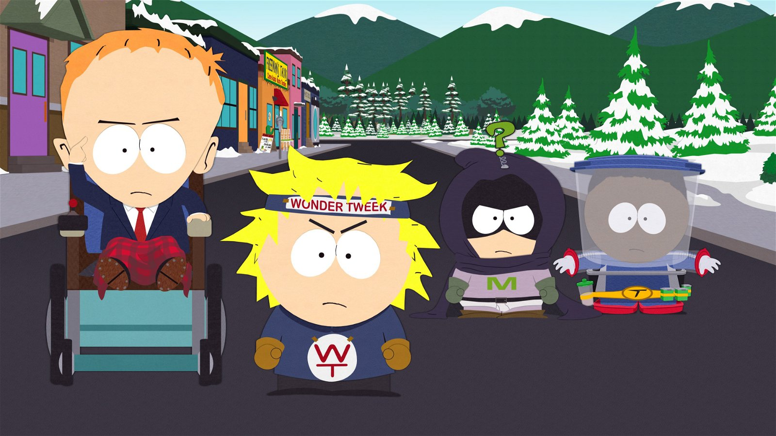 South Park: The Fractured But Whole 2