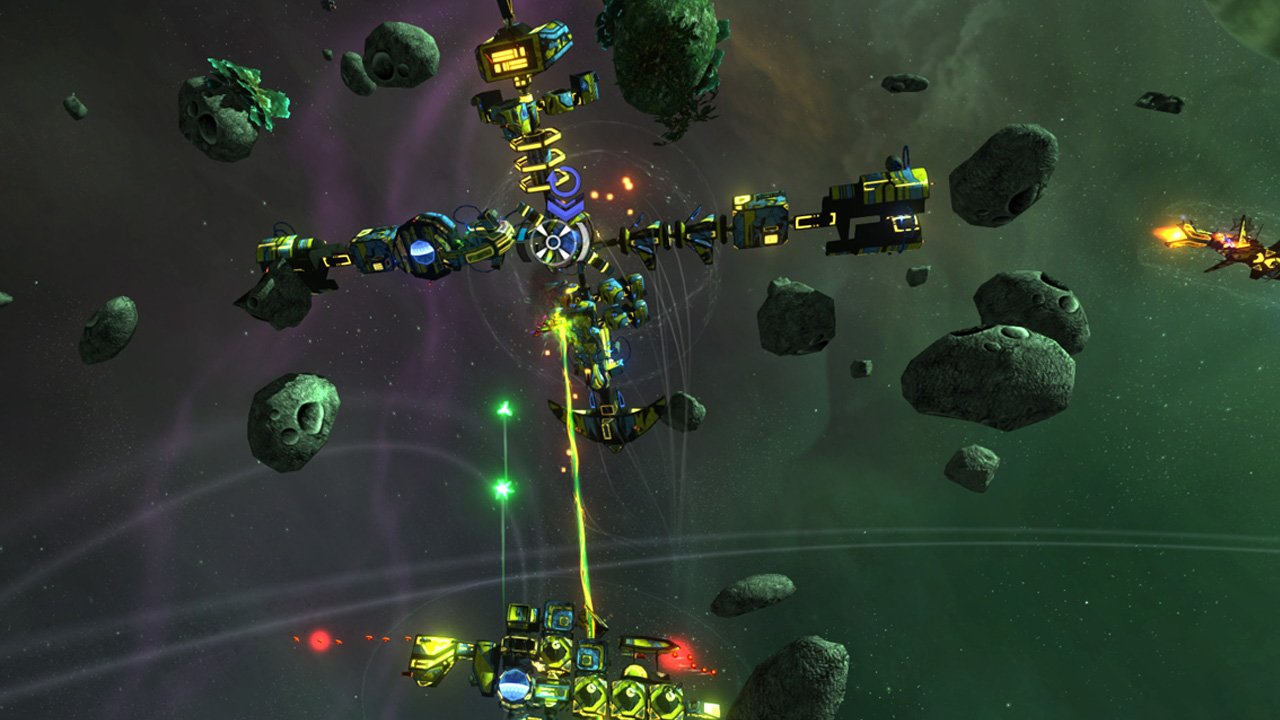 Space Pirates And Zombies 2: SPAZ Harder! 1
