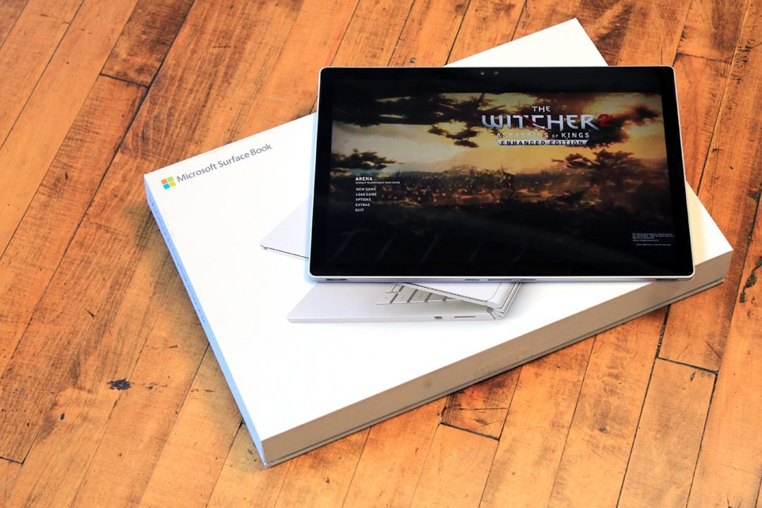 Surface Book (Hardware) Review 9