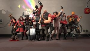 Team Fortress 2 Adding Competitive Mode & Matchmaking